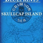 New Skullcap Island Battlemaps for 0one Games' Crimson Sea