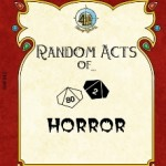 Random Acts of Horror from 4 Winds Fantasy Gaming