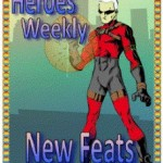 New Feats for Pathfinder Superhero Heroes Wear Masks