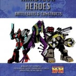 Pregenerated Battlesuits & Constructs for Mutants & Masterminds