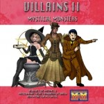 Mystical Monsters for Mutants & Masterminds