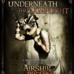 The First Airship Pirates Sourcebook Underneath the Lamplight is Now Available