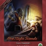 New Curse of Shadowhold One Night Stand Adventure