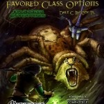 Favored Class Options for Pathfinder Shadowsfall