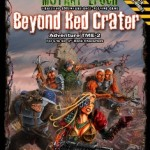 New Mutant Epoch Adventure Beyond Red Crater