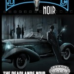 New Deadlands Noir Companion Book