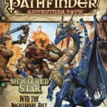 Pathfinder Shattered Star Adventure Path Part 5 is Now Available