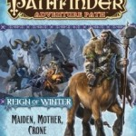 Reign of Winter Pathfinder Adventure Path Part 3 is Now Available