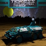 Tigress Exploration Vehicle for Any Sci-Fi Setting
