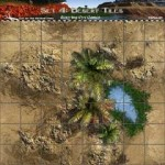 Basic Desert Terrain Tiles from Scrying Eye Games