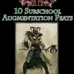 10 Subschool Augmentation Feats for Pathfinder