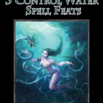 5 Control Water Spell Feats for Pathfinder