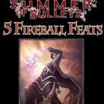 5 New Fireball Feats for Pathfinder from Super Genius Games