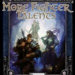 More Pathfinder Fighter Talents from Super Genius Games