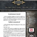 Globetrotters' Guide to Expeditions Released