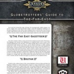 Globetrotters' Guide to the Far East released
