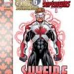 New WatchGuard Super Solo Skyfire for Mutants & Masterminds