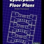 Cyberpunk Floor Plans from Gun Metal Games