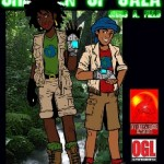 Children of Gaea Expanded Occupation for d20 Modern