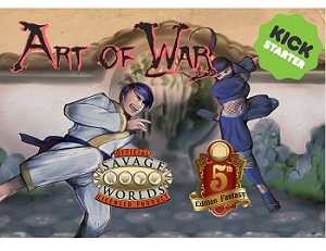 Art of War Kickstarter