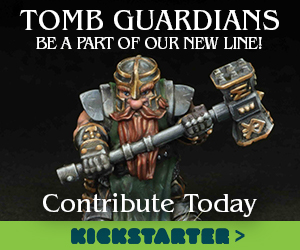 Tomb Guardians Kickstarter
