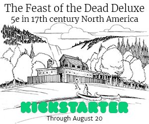 Feast of the Dead Kickstarter